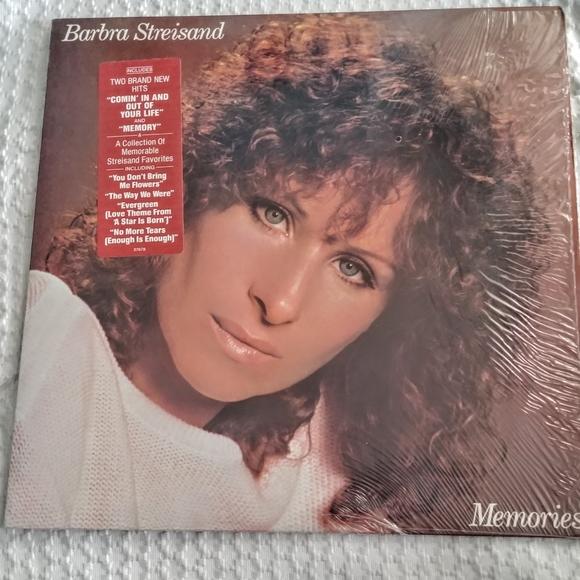 Barbra Streisand- Memories Vinyl LP